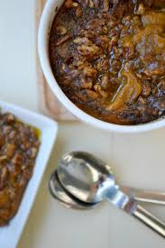 thanksgiving candied yam recipe vegan sweet potatoes with candied pecans fork and beans