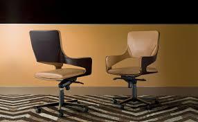 fauteuil de bureau original fauteuil pivotant en cuir vente en ligne italy design