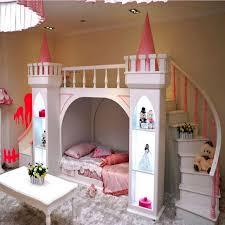 Bunk Bed Castle Continental Pine Wood Bunk Beds Children Bed Castle Princess
