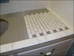bathroom tile countertop ideas 19 best tile countertops images on kitchen ideas