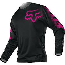 womens motocross jerseys fox racing women blackout jersey motocross foxracing com