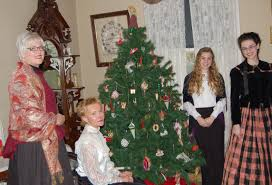 photo gallery u2013 victorian christmas historic jacksonville inc