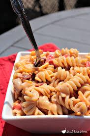cheddar bacon ranch pasta salad u2022 must love home