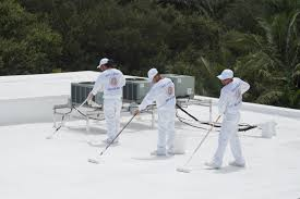 Apoc Elastomeric Roof Coating by Roof Coatings U0026 555 Premium Aluminum Roof Coating Sc 1 St The Home