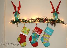 diy christmas stocking with free patterns sewing inspirations