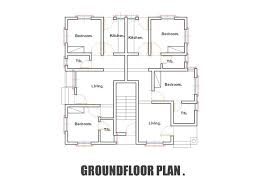 floor plan 2 bedroom bungalow for your exotic interior and exterior architectural designs