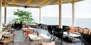the cliff house dining room oceanfront restaurant in newport the chanler at cliff walk