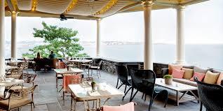 oceanfront restaurant in newport the chanler at cliff walk
