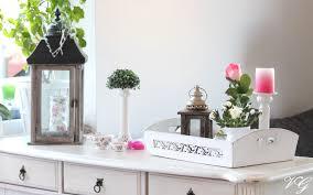 Wohnzimmer Deko Pink Deko Für Kommode