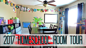 2017 homeschool room tour youtube