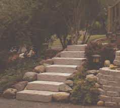 Menards Brick Patio Kits by Rockstep Is The Smarter Alternative To Natural Stone Steps For The