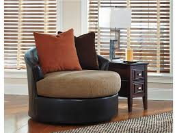 furniture leather accent chair for living room with small