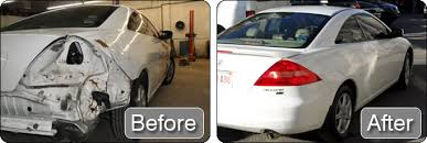 Estimate Work For Car by Auto Repair Shop Before After Photos Boston Mass