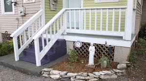 How To Build Wood Steps On A Deck Today U0027s Homeowner by Wood Porch Repair And Painting Project Today U0027s Homeowner
