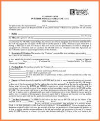 land purchase agreement sample land purchase agreement land