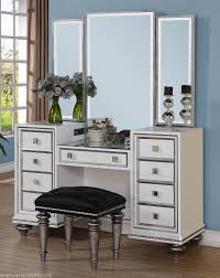 table handsome vanity hollywood mirror mirrored table youtube