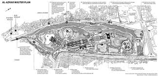 Map Of The Problematique The Old City Of Cairo And The Beautiful Park Contemporary Urban Tale