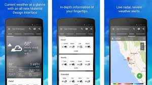 the best weather app for android 15 best weather apps and weather widgets for android android