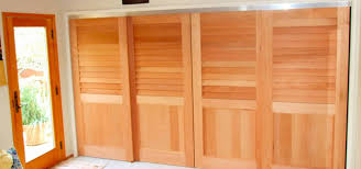 Vented Bifold Closet Doors Louvered Accordion Closet Doors Home Decor By Reisa