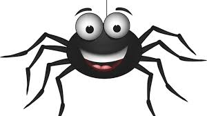 halloween spider clipart black and white funny spider cliparts free download clip art free clip art