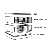 2 drawer vertical file cabinet wood blueprint file cabinet