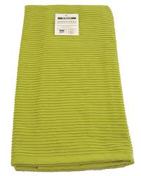 now designs kitchen towels now designs cactus green single 100 cotton ripple tea towel dish