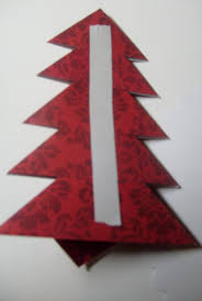 night owl designs folded christmas tree card tutorial