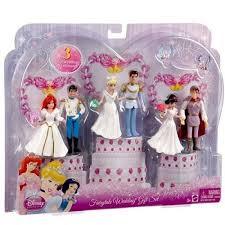 wedding gift set disney princess fairytale wedding gift set figures 1 800x800 jpg