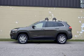 nissan leaf roof rack 2014 jeep cherokee limited winter fear and winter gear