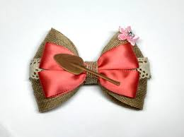 hair bows is that the or just this moana hair bow calling my name