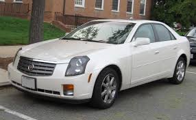 2003 cadillac cts information and photos zombiedrive