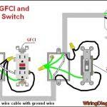 gfci outlet wiring diagram regarding gfci wiring diagram fuse