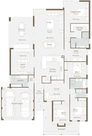 floor plan friday modern twist on a family home floor plans