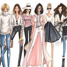 fashion illustration sketch fashion art fashion illustration chic