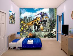 transformers bedroom transformers wall mural boys room pinterest wall murals
