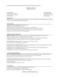 resume sample simple resume cover letter best chronological