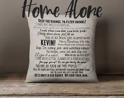 home alone movie etsy
