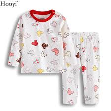 baby clothes sets children pajamas suit 0 1 2 years t