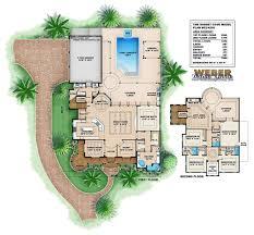 sunset cove house plan weber design group floor plan