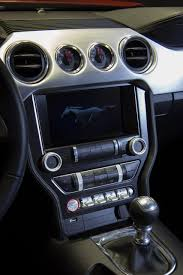 mustang shaker sound system ford gives 2015 mustang better audio to go with throaty v8