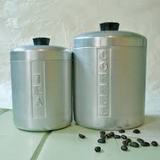 vintage canisters for kitchen 321 best kitchen cannisters images on kitchen