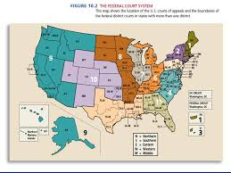 federal circuit court map judicial branch the courts serve as an impartial forum for