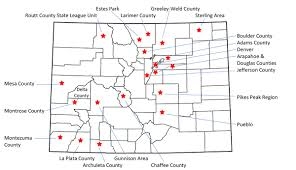 Greeley Colorado Map by Local Leagues League Of Women Voters Of Colorado