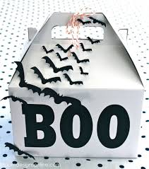 halloween boo halloween boo boxes bloom designs