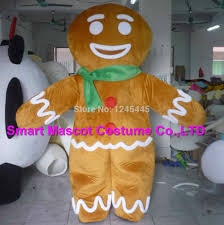 Halloween Costumes Gingerbread Man Compare Prices Gingerbread Man Costume Shopping