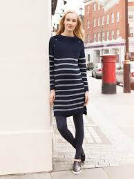 stripe maternity nursing jumper dress jojo maman bebe stripe maternity nursing jumper dress