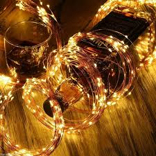 usb office fairy lights super cool copper wire christmas lights on tree usb chritsmas decor