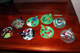 and activities parenting easy recycled christmas decorations for