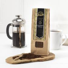espresso ground coffee ringtons fortissimo espresso ground coffee 125g ringtons