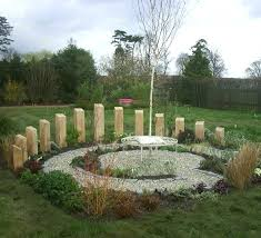 Railway Sleepers Garden Ideas Garden Designs With Railway Sleepers Raised Beds With Railway